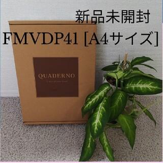 富士通 - 【新品未開封】QUADERNO クアデルノ  FMVDP41 [A4サイズ]