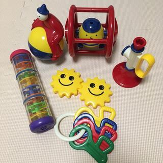 ボーネルンド(BorneLund)のボーネルンド おもちゃ 6点セット(知育玩具)