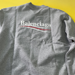 バレンシアガ(Balenciaga)のバレンシアガ スウェット トレーナー(スウェット)