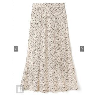 GRL - 小花柄マーメイドスカート[gc20]