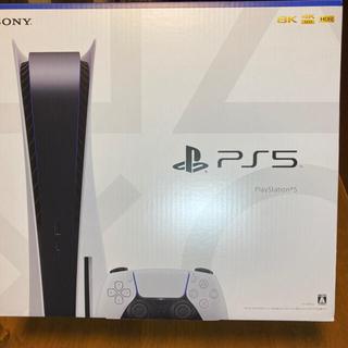 PlayStation - PlayStation5 プレステ5 本体 (1年メーカー保証)