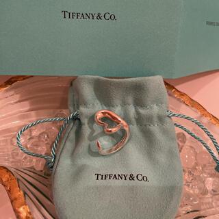 Tiffany & Co. - ティファニー TIFFANY&Co.  ハート リング SV 925 13号前後