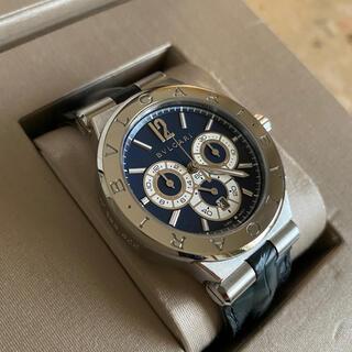 ブルガリ(BVLGARI)のブルガリ ディアゴノカリブロ 303  500個限定(腕時計(アナログ))