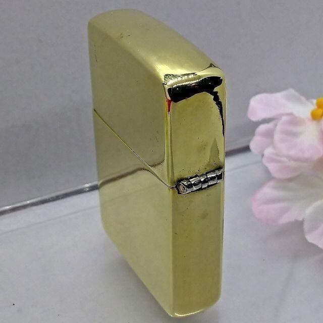 ZIPPO(ジッポー)の№585 ZIPPO GIFT BOX ジッポービル 真鍮ジッポー 【C XI】 メンズのファッション小物(タバコグッズ)の商品写真