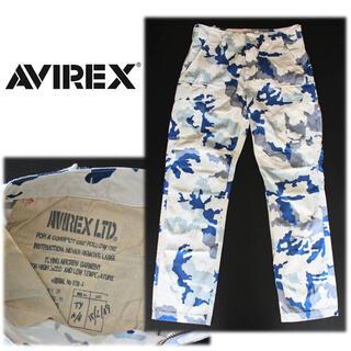 アヴィレックス(AVIREX)の《アヴィレックス》新品 【METHOD別注】カモフラカーゴパンツ S(W76) (ワークパンツ/カーゴパンツ)