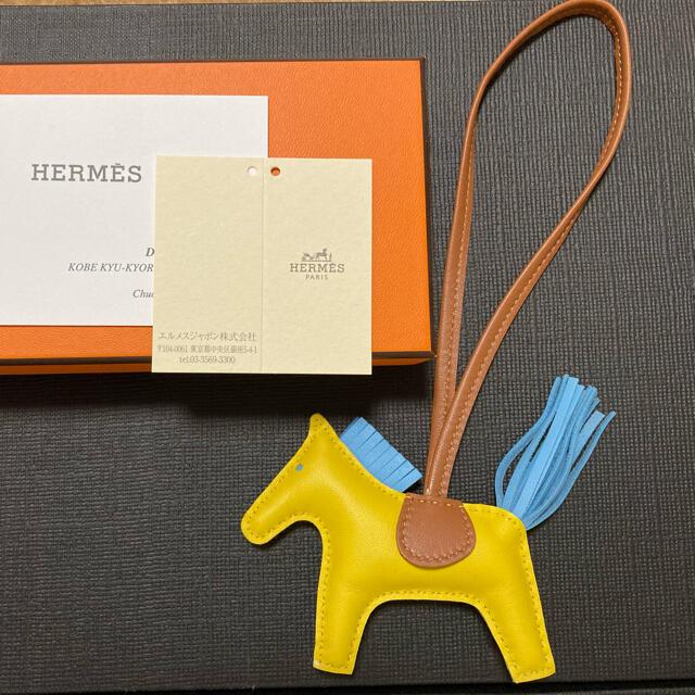 Hermes(エルメス)のエルメス ロデオPM  レディースのアクセサリー(チャーム)の商品写真