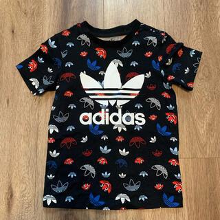 adidas - adidas  100㎝ ロゴTシャツ