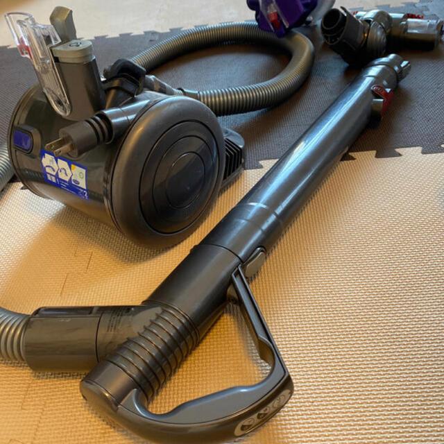 Dyson(ダイソン)のダイソン dyson DC26 掃除機 スマホ/家電/カメラの生活家電(掃除機)の商品写真