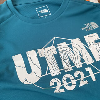 THE NORTH FACE - UTMF 2021 参加賞 Tシャツ