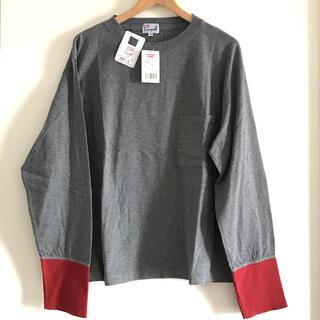 リーバイス(Levi's)の新品 リーバイス カジュアルズ 復刻版 リブ ロングスリーブ tシャツ ロンT(Tシャツ/カットソー(七分/長袖))