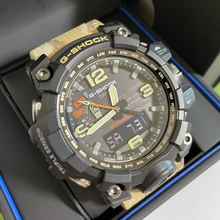 ジーショック(G-SHOCK)の⭐️激レア極美品⭐️G-SHOCKマッドマスターGWG-1000DC-1A5JF(腕時計(アナログ))