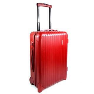 リモワ(RIMOWA)のリモワ『サルサ』 2輪 キャビントロリー 35L(1~3泊用)【レッド】(旅行用品)