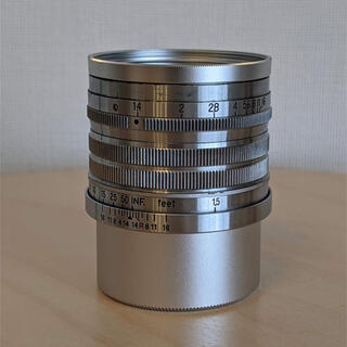 LEICA - 距離計式 ライカ L39 日本光学製 ニッコールH ・C 5cm 1.4