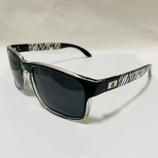 偏光レンズ サングラス viahdaのミラーサングラス新品