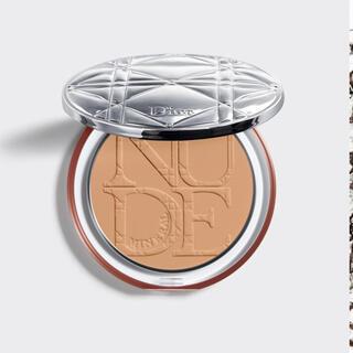 Christian Dior - ディオールスキン ミネラル ヌード マット パウダー 04