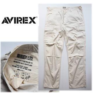アヴィレックス(AVIREX)の《アヴィレックス》新品 ファティーグ カーゴパンツ ミリタリー 2XL(W97)(ワークパンツ/カーゴパンツ)