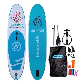 mermaid サップ インフレータブルアップパドルーボード