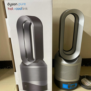 Dyson - ダイソン Dyson Pure Hot+CoolLink HP03IS シルバー