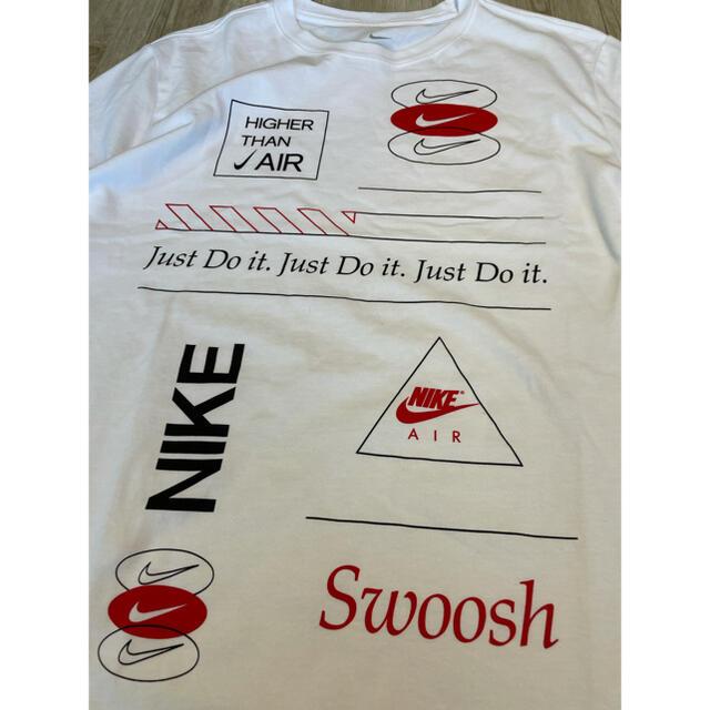 NIKE(ナイキ)の新品 NIKE ナイキ Tシャツ メンズ パック 2 ロゴ スウッシュ 2XL メンズのトップス(Tシャツ/カットソー(半袖/袖なし))の商品写真