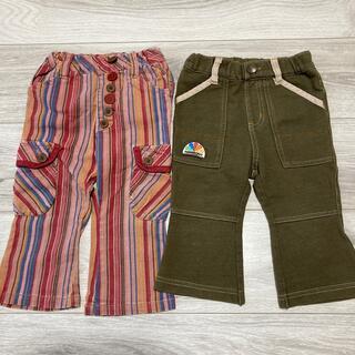ビッツ(Bit'z)のベビー服 ビッツ  サンカンシオン パンツ 80 セット(パンツ)