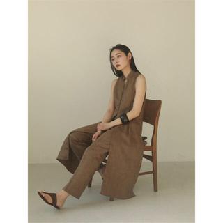 TODAYFUL - TODAYFUL / Herringbone Linen Vest