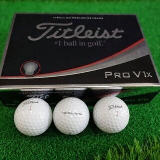 Titleist - タイトリスト ゴルフボール Pro V1X