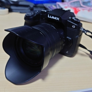 Panasonic - Panasonic LUMIXG8 ミラーレス一眼