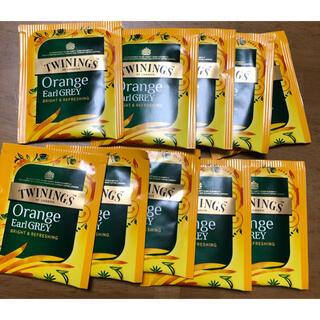 TWININGS オレンジ アールグレイ(茶)