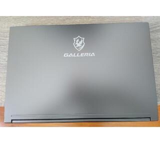 GALLIUM - GALLERIA GR1650TGF-T ゲーミングノートパソコン