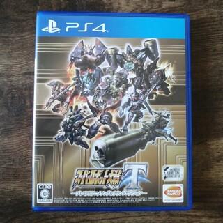 バンダイナムコエンターテインメント(BANDAI NAMCO Entertainment)の中古 PS4 スーパーロボット大戦T プレミアムエディション(家庭用ゲームソフト)