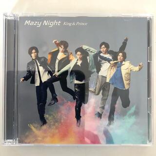 ジャニーズ(Johnny's)のキンプリKing & Prince Mazy Night 初回限定盤B DVD付(ポップス/ロック(邦楽))