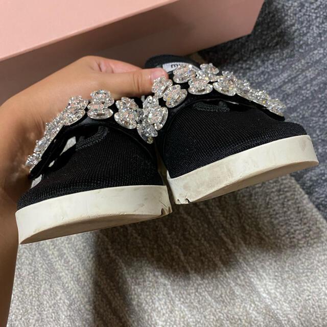 miumiu(ミュウミュウ)のegao様専用 レディースの靴/シューズ(スニーカー)の商品写真