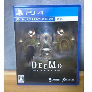 DEEMO -Reborn- PS4 ディーモ