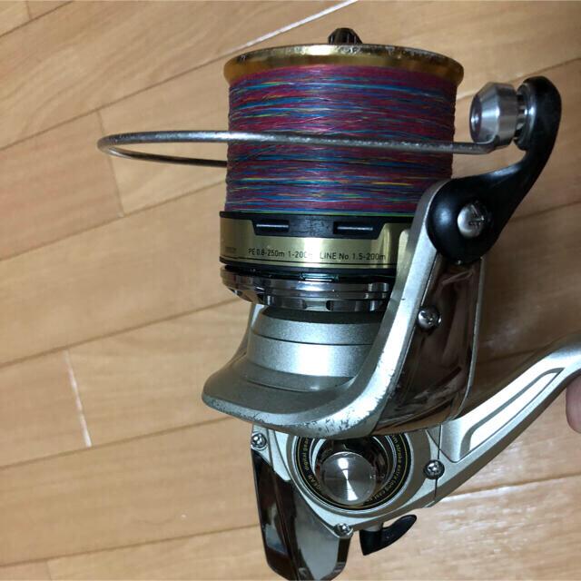 DAIWA(ダイワ)のダイワ ファインサーフ 細糸 スポーツ/アウトドアのフィッシング(リール)の商品写真
