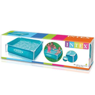 インテックス ミニ フレームプール INTEX Mini Frame Pool