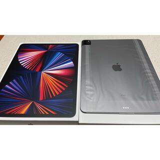 Apple - iPad Pro (第5世代) 12.9インチ 128GB スペースグレイ