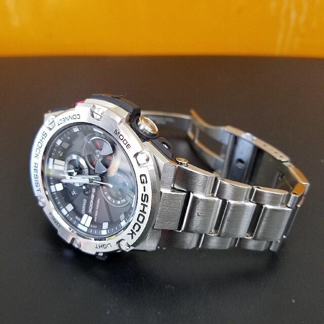 G-SHOCK(ジーショック)のG-shock GST-B100 二次電池新品 メンズの時計(腕時計(デジタル))の商品写真