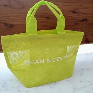 DEAN & DELUCA - DEAN&DELUCAメッシュトートバッグ
