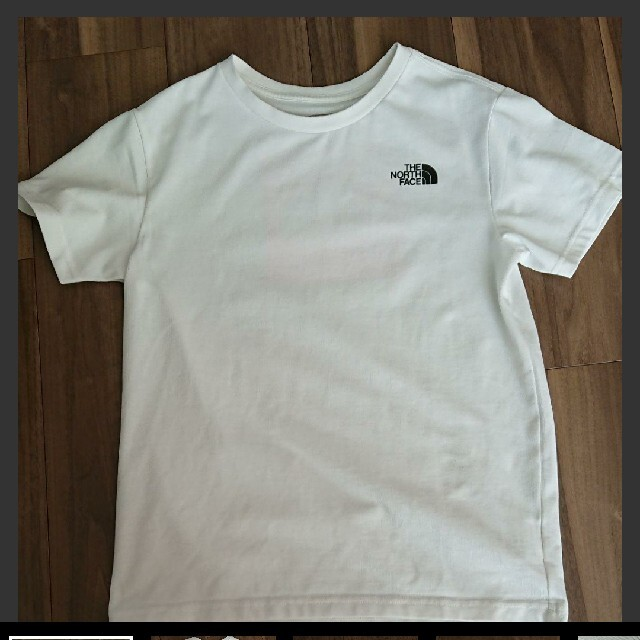 THE NORTH FACE(ザノースフェイス)のノースフェイス 150サイズ キッズ  キッズ/ベビー/マタニティのキッズ服男の子用(90cm~)(Tシャツ/カットソー)の商品写真
