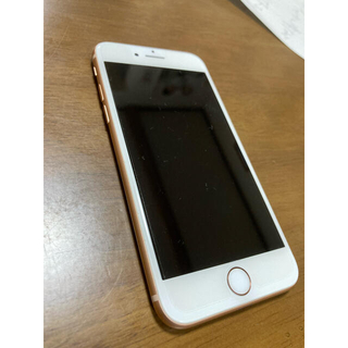Apple - 美品 iPhone8 64GB 本体 SIMフリー