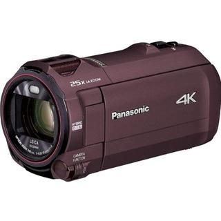 Panasonic - 新品未使用 デジタル4K ビデオカメラ パナソニック HC-VX992M