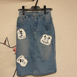 ディズニー(Disney)のディズニー タイトスカート(ひざ丈スカート)