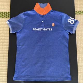PEARLY GATES - パーリーゲイツ レディース ゴルフ ポロシャツ