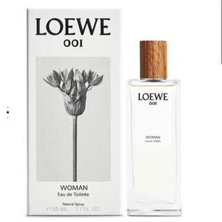 ロエベ(LOEWE)の【新品未開封】LOEWE ロエベ 香水 001 ウーマン トワレ 50ml(ユニセックス)