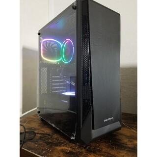 自作ゲーミングPC  Core i7-2700K GTX670 回転発光虹揃え