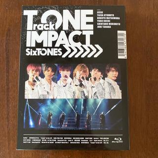 TrackONE -IMPACT-(初回盤) Blu-ray SixTONES