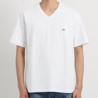 ダントン(DANTON)のVネックTシャツ/DANTON(Tシャツ/カットソー(半袖/袖なし))