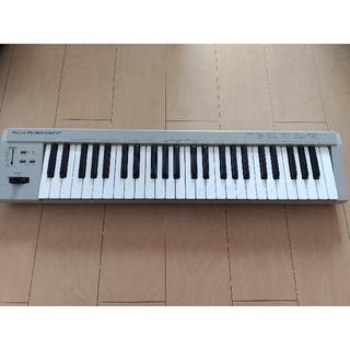 ローランド(Roland)の【動作確認済】Roland MIDIキーボード PC-180(MIDIコントローラー)