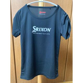 スリクソン(Srixon)の【お買得】 Lサイズ SRIXON  テニスウェア レディース Tシャツ(ウェア)