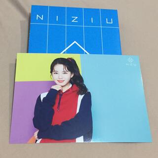 SONY - NiziU アヤカ ラントレ